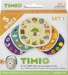 TIMIO Disc-set 1 uitbreidingsset met 5 magnetische audiodiscs