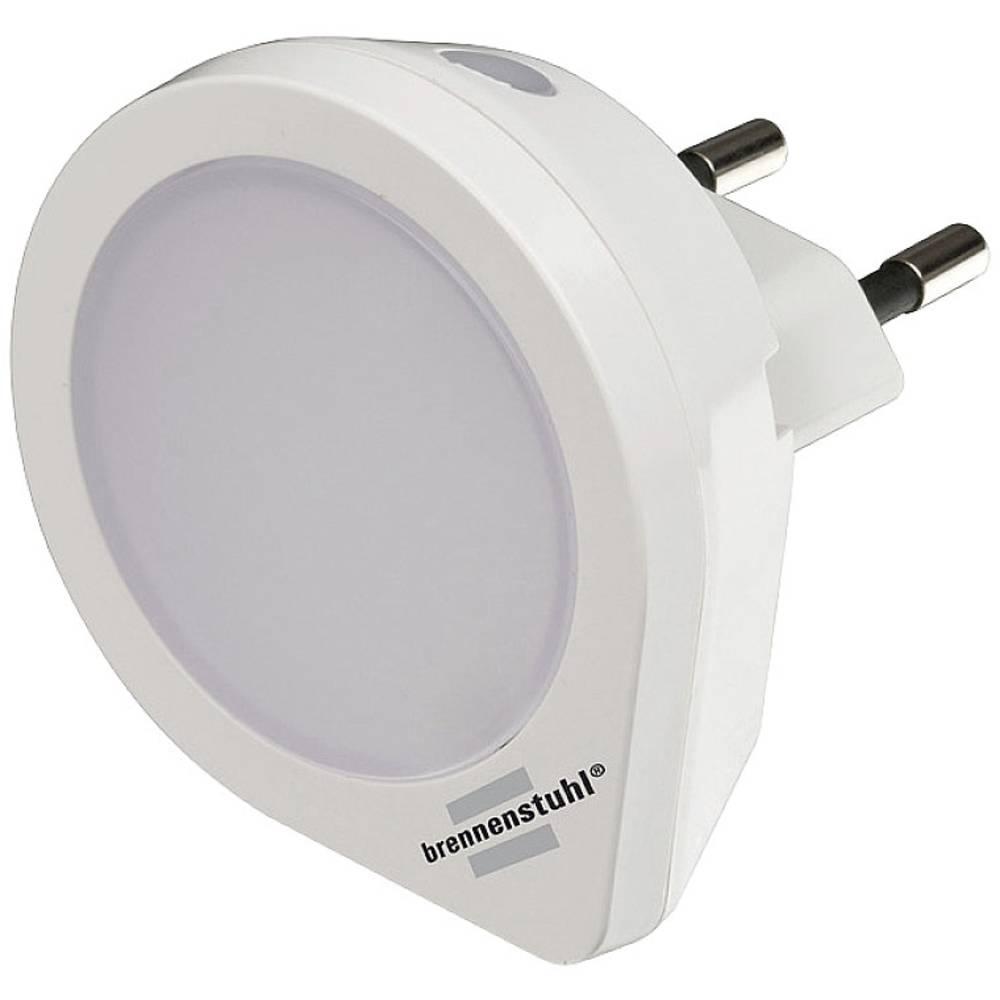 Brennenstuhl NL 01 QD 1173190010 Nachtlamp Rond LED Wit