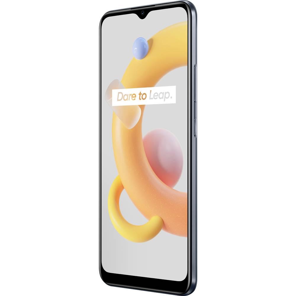 Realme C11 (2021) LTE Dual-SIM smartphone 32 GB 6.5 inch (16.5 cm) Dual-SIM Android 11 Grijs