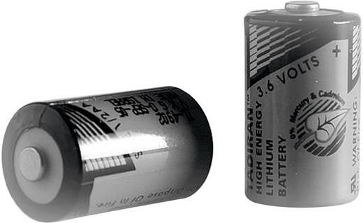 Haibrain 09841 5x 3,6V 1/2 AA Lithium batterij voor ProGuard sensoren MS845, DS831, WD861 en GB843