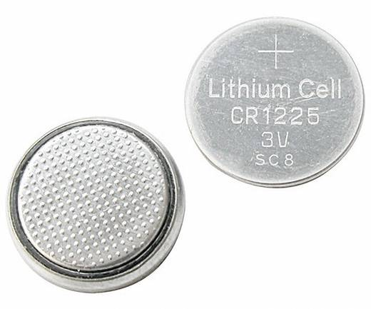 Haibrain 08019 Batterijen (4 stuks) voor Keyfob Remote KR814