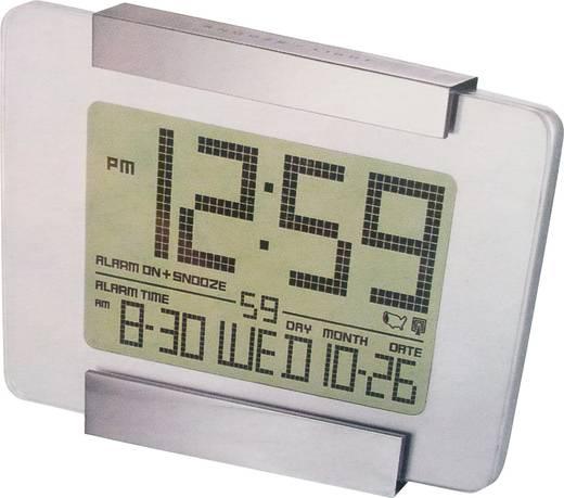 Wekker Zendergestuurd Zilver Cresta WI-960T