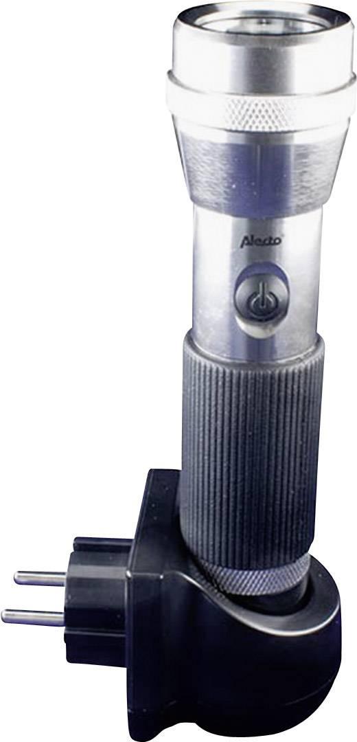 Fabulous Alecto ATL-180 LED Zaklamp, Noodlamp Met nachtlamp-functie werkt PN63