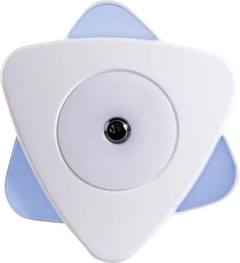 LED Nachtlamp Blauw Wit Alecto ANV-20 ANV-20