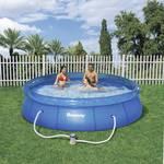 Opblaasbaar zwembad Fast Set Pool met filterpomp 95099