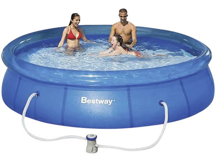 Zwembad fast set 366 x 76 cm.