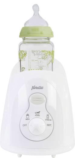 Alecto BW-80 Baby-voedselwarmer met fleslift Wit