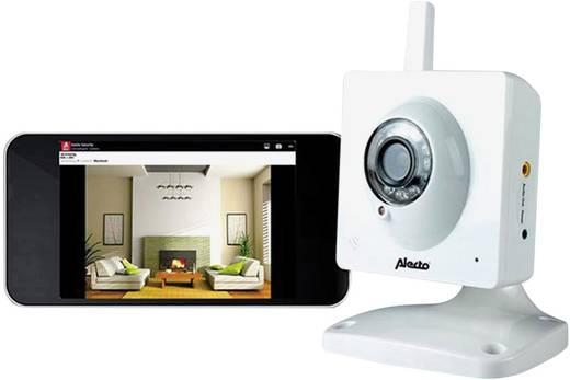 WiFi IP-camera Alecto DVC-120IP Geschikt voor App: Ja