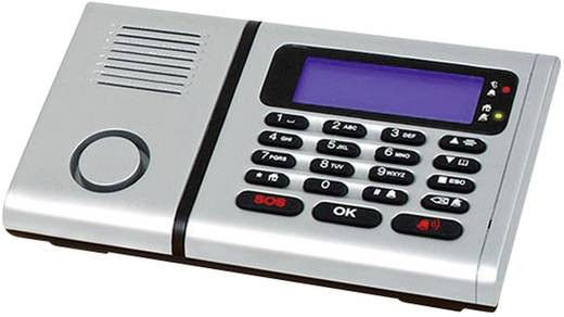 Alecto Draadloos alarmsysteem met telefoonkiezer DA-220