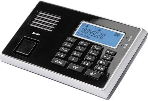 Alecto Draadloos alarmsysteem met GSM kiezer DA-270