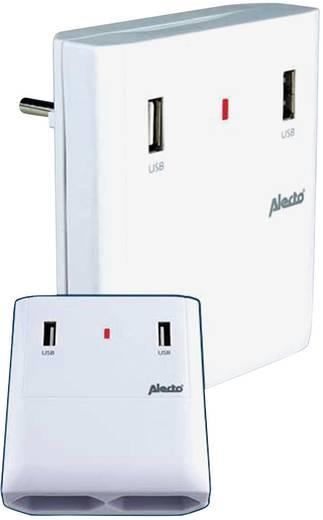 Alecto SP-440 USB Wit