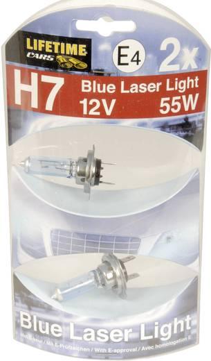 Lifetime Cars Halogeenlamp H7 55 W