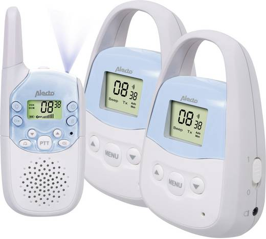 Alecto PMR-babyfoon DBX-82 + DBX-83