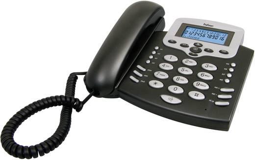 Profoon TX-650 Bedrade analoge telefoon Zwart
