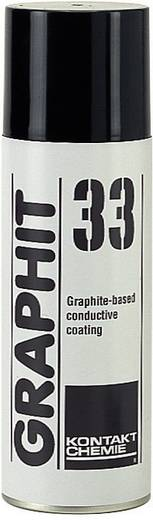 Grafiet verf CRC Kontakt Chemie GRAPHIT 33 76009-AG 200 ml