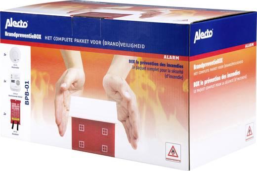 Koolmonoxidemelder Alecto COA-28/26 (werkt op batterijen)