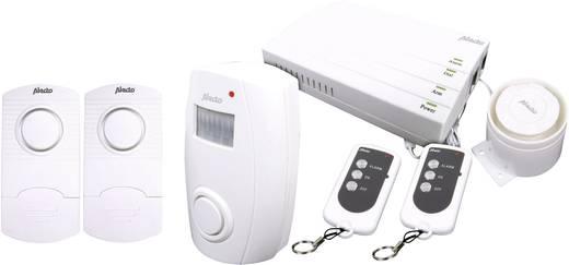 Alecto Draadloos alarmsysteem + 2 dummycamera's DA-100 + 2x DC-03