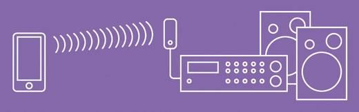 Marmitek BoomBoom 75 - Bluetooth audio ontvanger met batterijfunctie