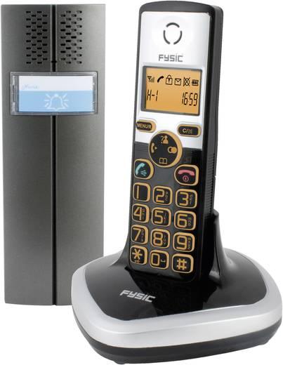 Fysic FX-5107 Draadloze seniorentelefoon met deurbel functie