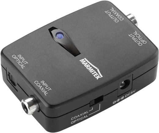 Marmitek Connect TC22 AV Converter [Toslink, Digitale cinch - Toslink, Digitale cinch]