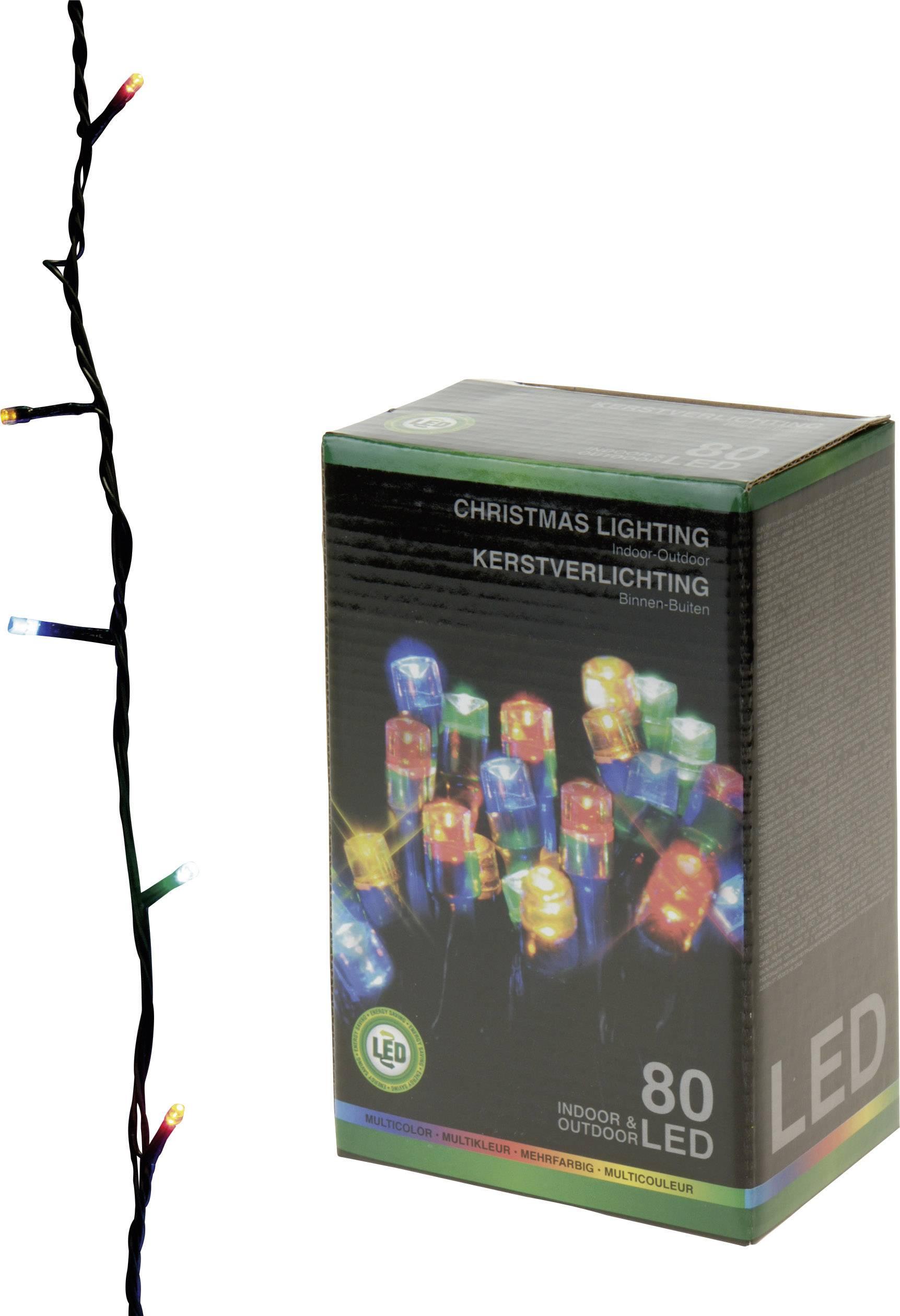 LED verlichting 80 multicolor LED | Conrad.nl