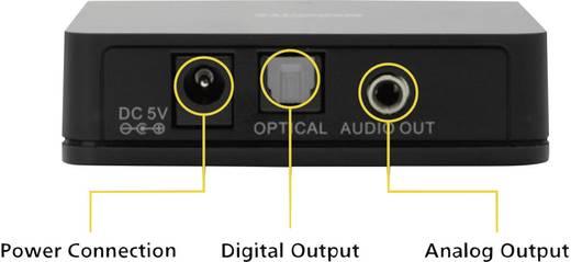 Marmitek BoomBoom 90 Bluetooth muziek ontvanger met aptX en digitale TOSlink uitgang