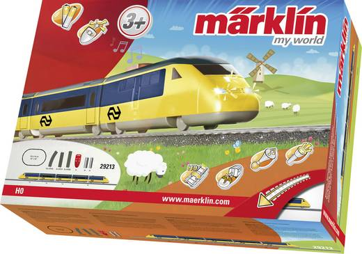 Märklin World 29213 Nederlandse startset ICE