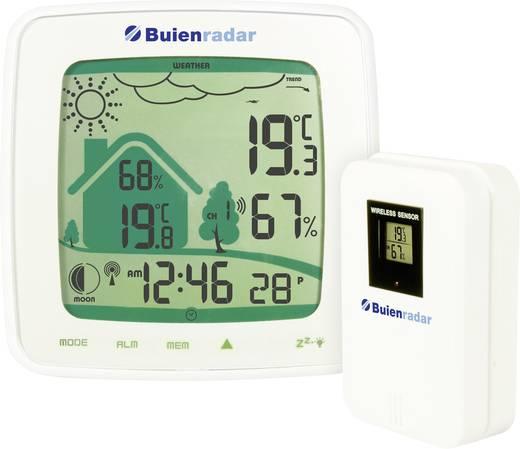 Digitaal draadloos weerstation Buienradar BR-500