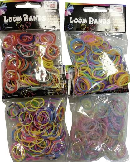 Loom Bands - 1000 stuks