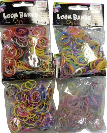 Loom Bands - 200 stuks met clips
