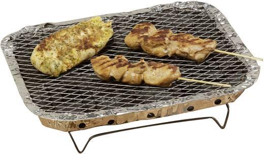 Barbecue 21356 Houtskool, Wegwerp