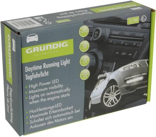 Dagrijlicht LED (l x b x h) 4.5 x 19 x 3 cm Grundig Automotive 46966