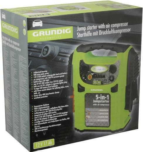Grundig Automotive 46919 Snelstartsysteem Starthulpstroom=400 A