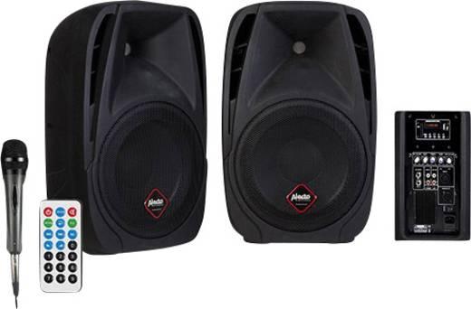 Alecto PAS-208 SET + LE-360 Mobiel PA geluidssysteem 1 stuks