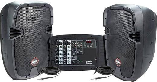 Mobiel PA geluidssysteem () Alecto PAS-210MIX 1 set