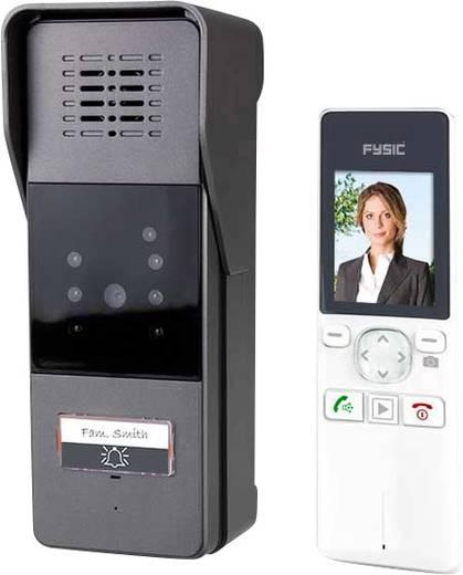Fysic FDC-200 Complete set voor Video-deurintercom