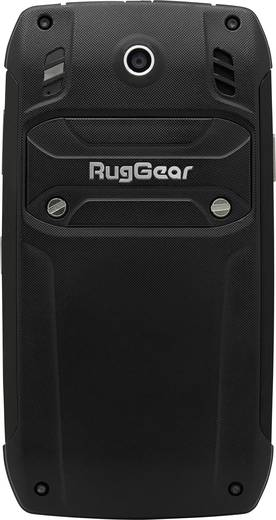 RugGear RG-730 5 inch Dual-SIM outdoor smartphone Android 5.1 Lollipop 1.3 GHz Quad Core Zwart