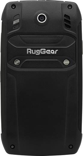 RugGear RG730 5 inch Dual-SIM outdoor smartphone Android 5.1 Lollipop 1.3 GHz Quad Core Zwart