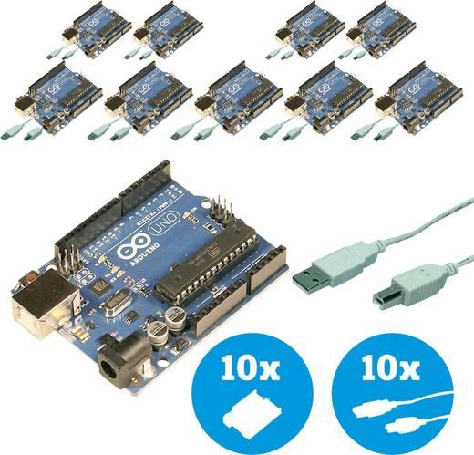 Arduino Uno R3 Classroom-pack (10 stuks in opbergbox)