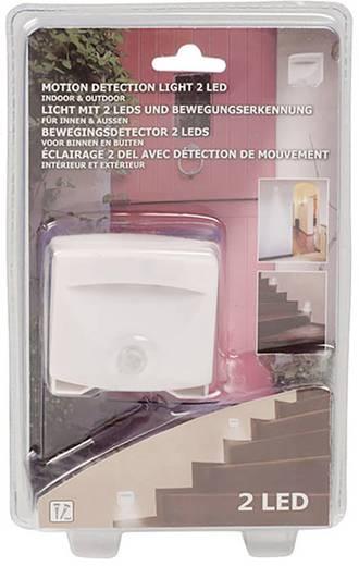 LED Nachtlamp met bewegingsmelder Wit