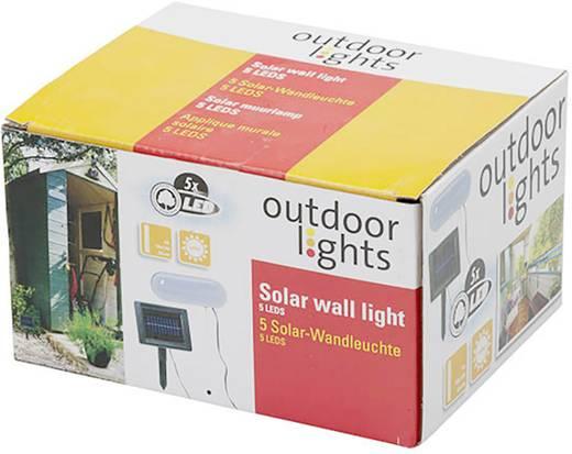 Outdoor Lights Solar wandlamp