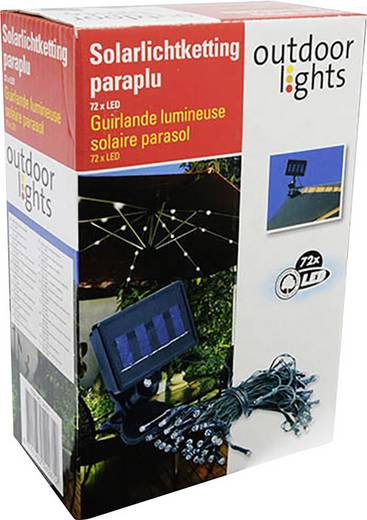 Solar-lichtketting Outdoor Lights