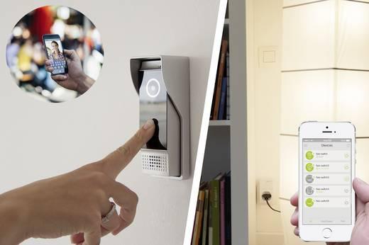 Videofoon op afstand en controle van het huis 99203