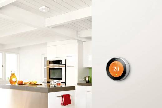 Nest Learning Thermostat 3e generatie T3010FD Draadloze thermostaat