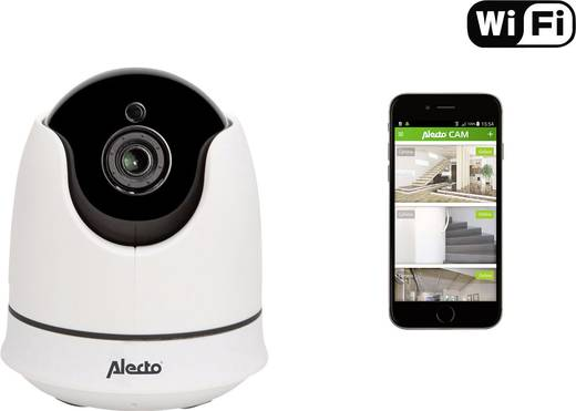 IP-camera WiFi Alecto DVC-165IP