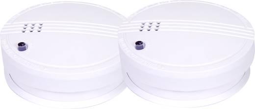 Rookmelder Alecto SA-25 Twinset werkt op batterijen