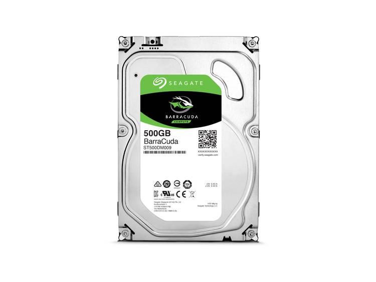 Seagate ST500DM009 Harde schijf (3.5 inch) 500 GB Desktop HDD SATA III