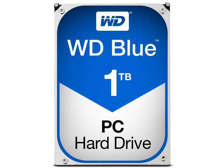 Western Digital WD10EZRZ Harde schijf (3.5 inch) 1 TB Blue⢠SATA III