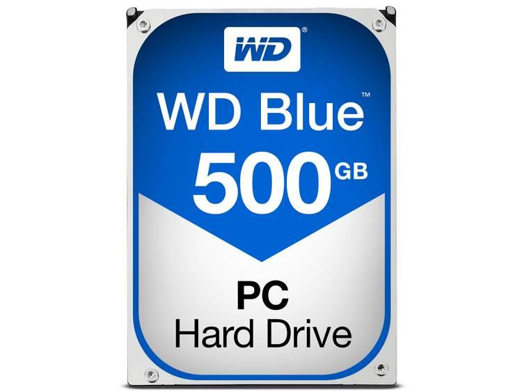 Western Digital WD5000AZRZ Harde schijf (3.5 inch) 500 GB Blue⢠SATA III