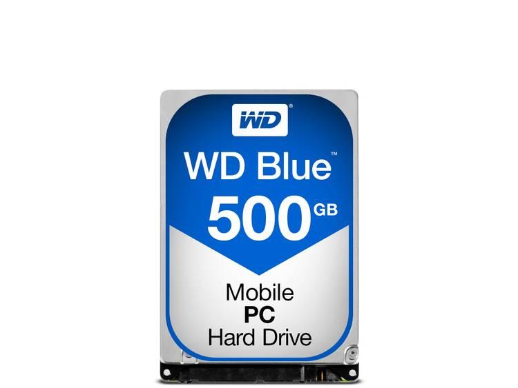 Western Digital WD5000LPCX Harde schijf (2.5 inch) 500 GB Blue⢠Mobile SATA III